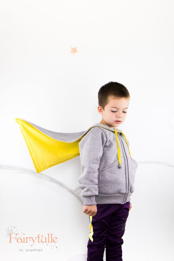 superhero jacket little prince